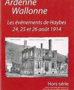 ardenne wallonne Haybes