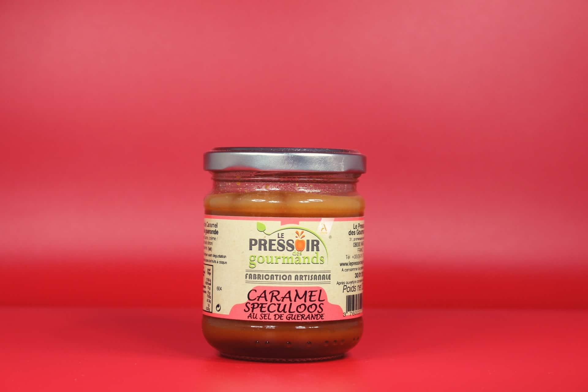 Caramel, Pressoir Gourmands, Ardennes, Vat (2)