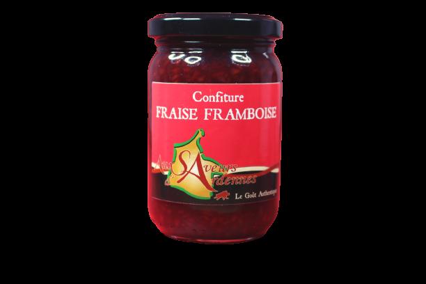 confiture fraise framboise saveurs d ardennes vat removebg preview