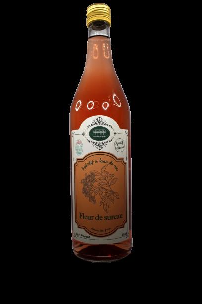 fleur de sureau vin apéritif balcon en foret ardennes boisson terroir removebg preview