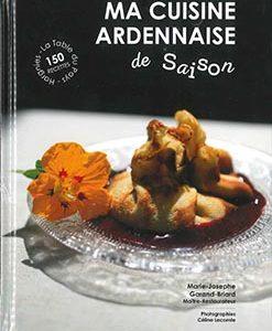 livre cuisine ardennaise saison marie jo
