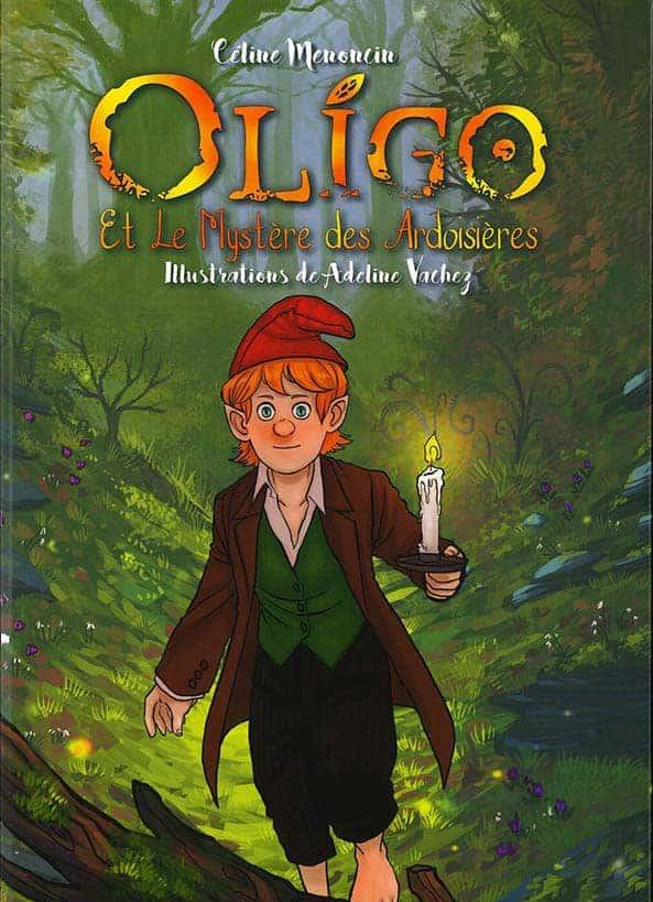 livre oligo nuton mystere ardoisiere