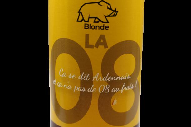 la 08 blonde biere oubliette pba ardennes vat