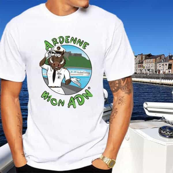 T Shirt Ardenne Mon Adn