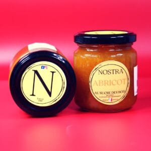 Confiture, Pure, Nostra, Abricot, Fumay, Ardennes, Vat (1)