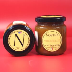 Confiture, Pure, Nostra, Fumay, Mirabelle, Ardennes, Vat (2)