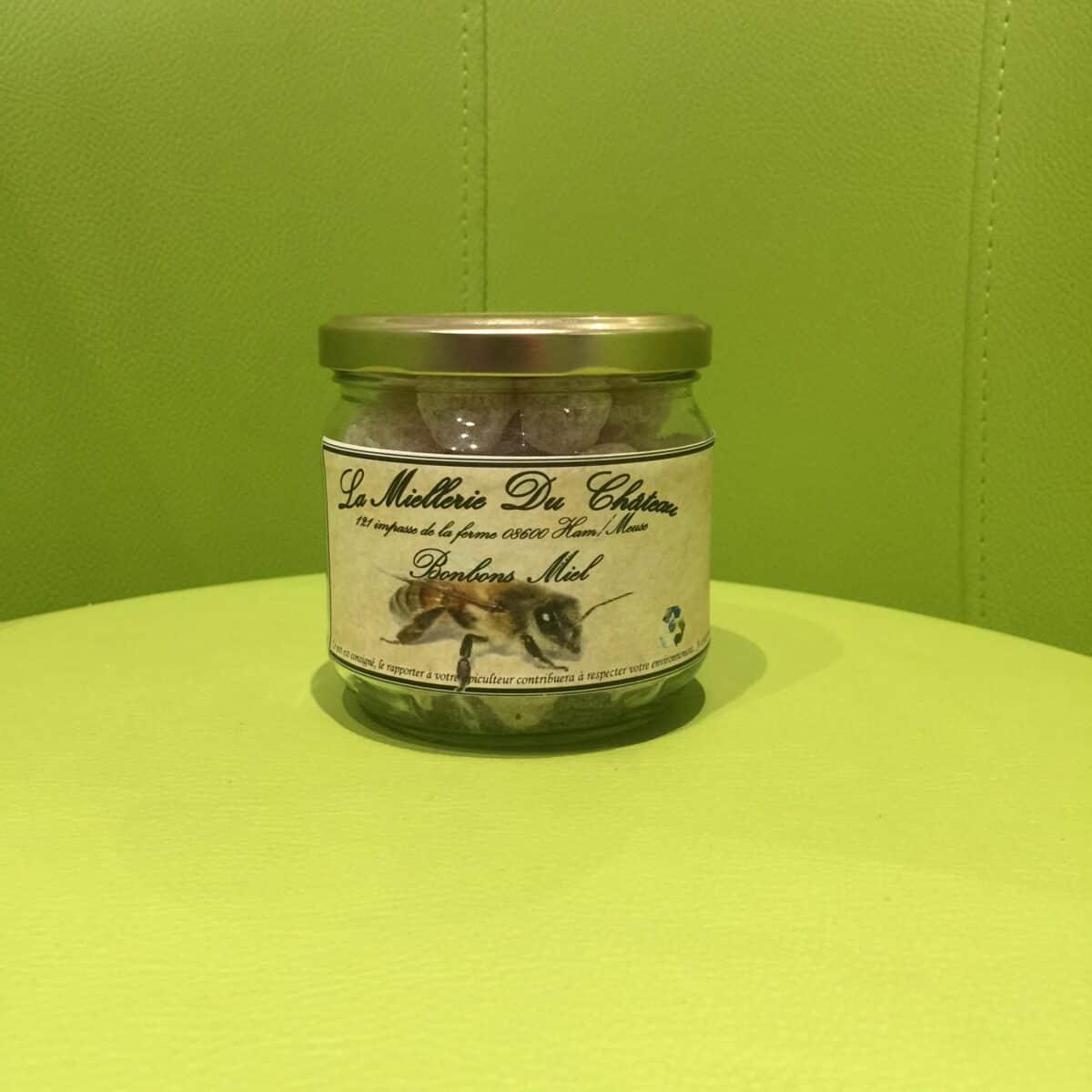 Bonbon, Miel, Ducateau, Pnr, Vat, Ardennes, Abeille Noire (1)