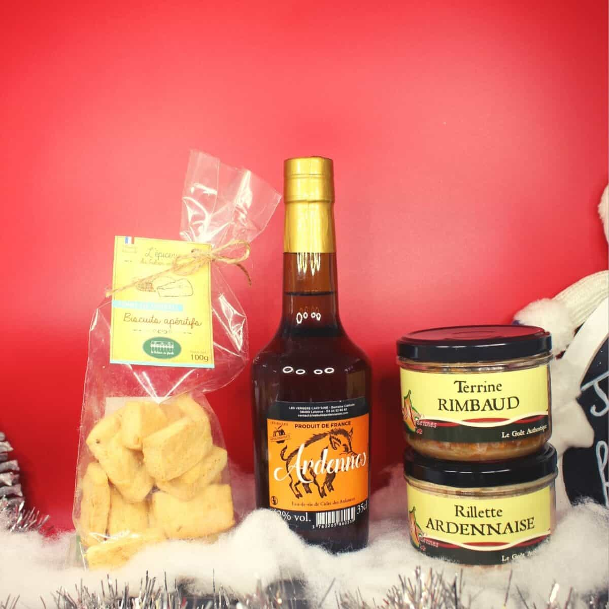 Ardennos, Terrines Ardennaises, Biscuits, Tomme, Ardennes, Eau De Vie, Terroir