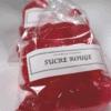 Sucres Rouges, Confiserie Ardennaise, Bonbon