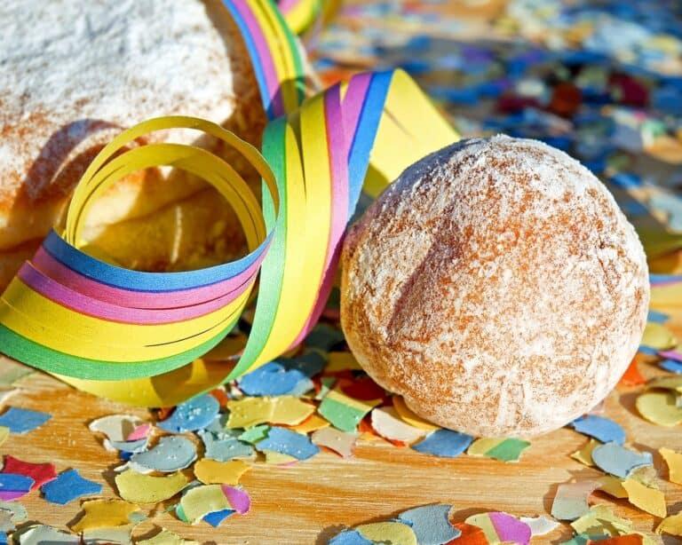 Beignet, Carnaval, Mardi Gras, Recette