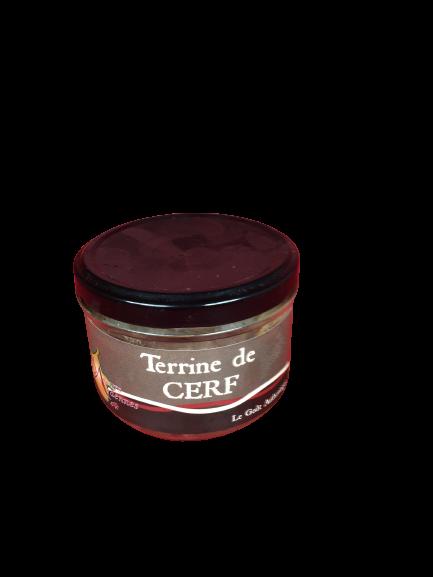 terrine cerf, saveurs d'ardennes, terroir (2)